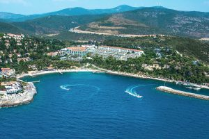 Pine Bay Holiday Resort website